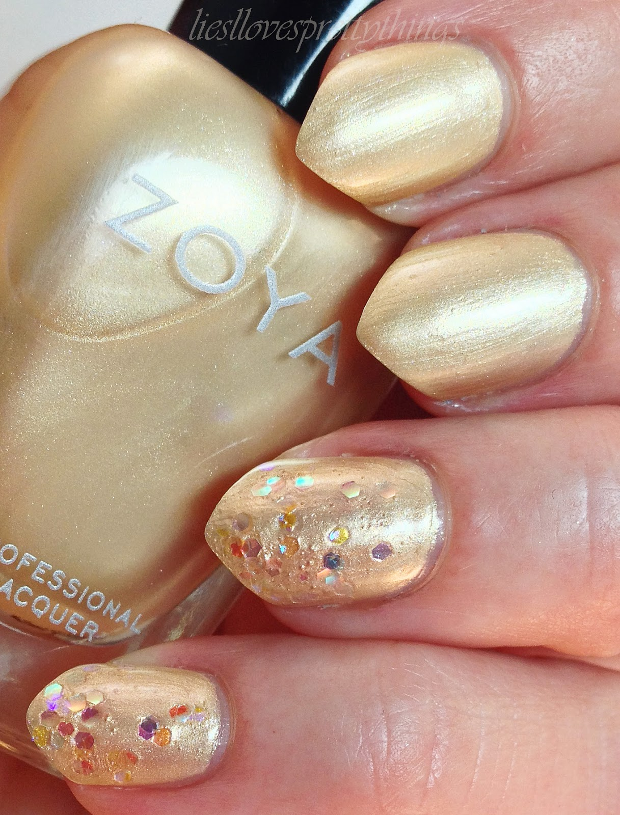 Zoya Brooklyn swatch and review