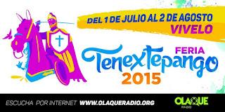 FEria de Tenextepango 2015