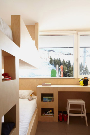 căn hộ 55m2, thiết kế căn hộ, nhà đẹp, thiết kế nhà, nội thất, phòng ngủ