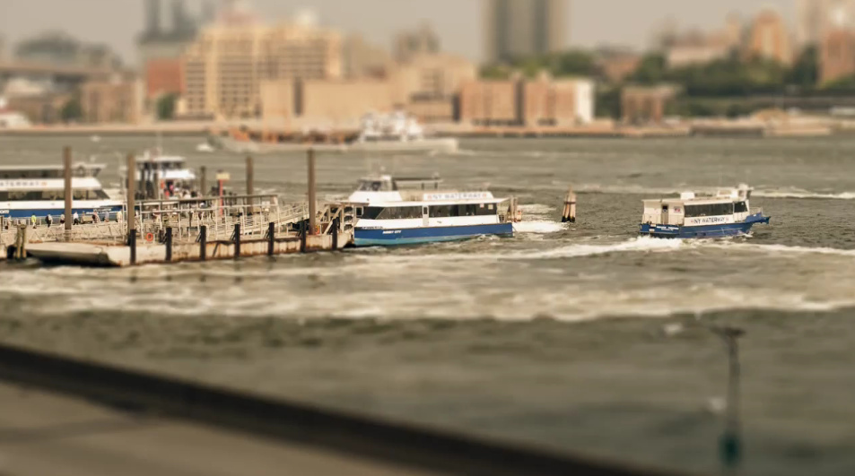 The Sandpit. Sam O'Hare. Tilt Shift Video. New York