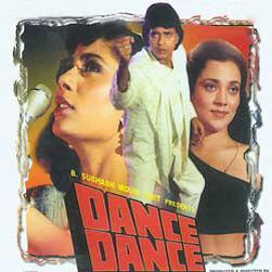 Dance Dance (1987 - movie_langauge) - Mithun Chakraborty, Smita Patil, Mandakini, Shakti Kapoor, Amrish Puri, Om Shivpuri, Dalip Tahil, Gita Siddharth, Yunus Parvez, Chandrashekhar, Sarla Yeolekar, Raja Duggal, Satish Kaul, Sunil Dhawan, Manik Irani