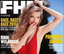 Gatas QB - Raquel Jacob FHM Indonésia Março 2015