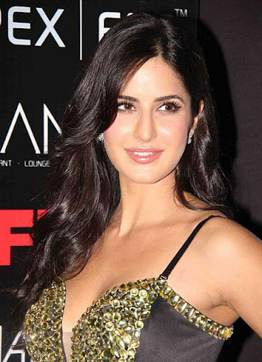 Bold Actress Katrina Kaif In Hot Exposed Dress Latest Stills