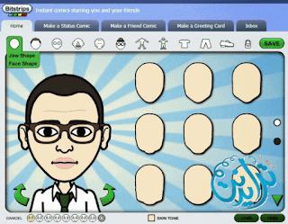 تطبيق على الفيسبوك يمكنك من رسم شخصيتك الكرتونية
