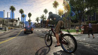 Grand Theft Auto V (PS3) 2013 Gta52