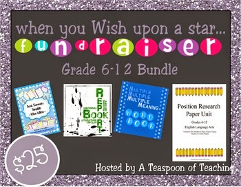 Grades 6-12 Make a Wish Bundle