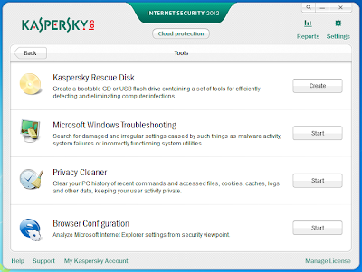 kaspersky internet security 2012 serial gratuito