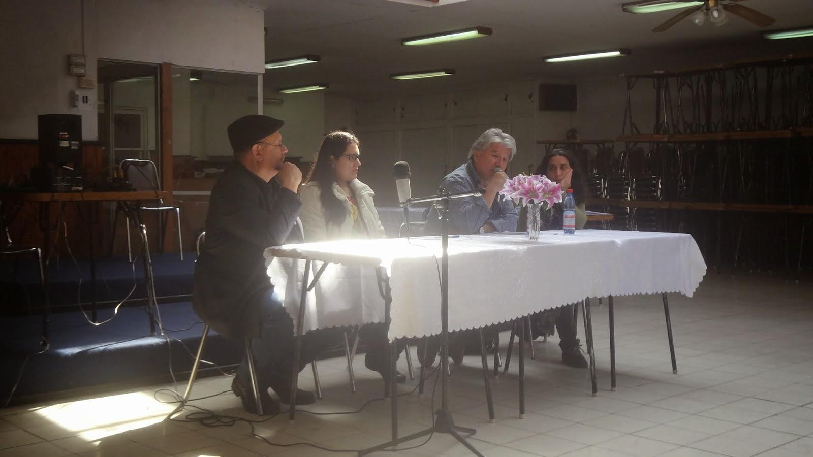 IV Encuentro Sudamericano  de Gestión Cultural y Participación Ciudadana 9, 10,11 octubre, Valparaí