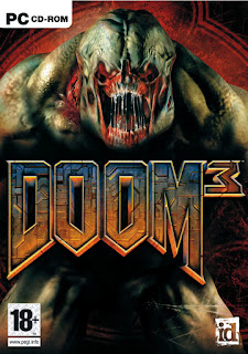 Doom 3 cover art download free full game pc
