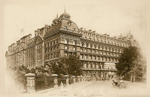 Hotels Beside Victoria Station London