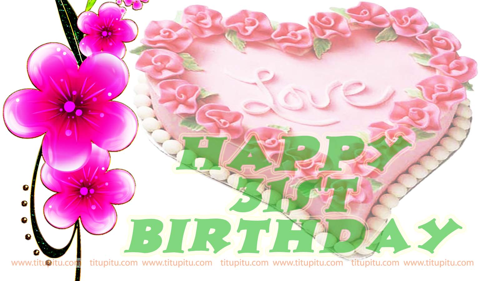 31st Birthday Wishes Images And Sms Haryanvi Makhol Happy 31st Birthday Wishes