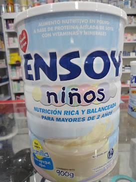 ENSOY NIÑOS