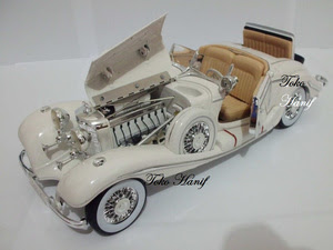 mercedes Benz SpecialRoadster 30 cm