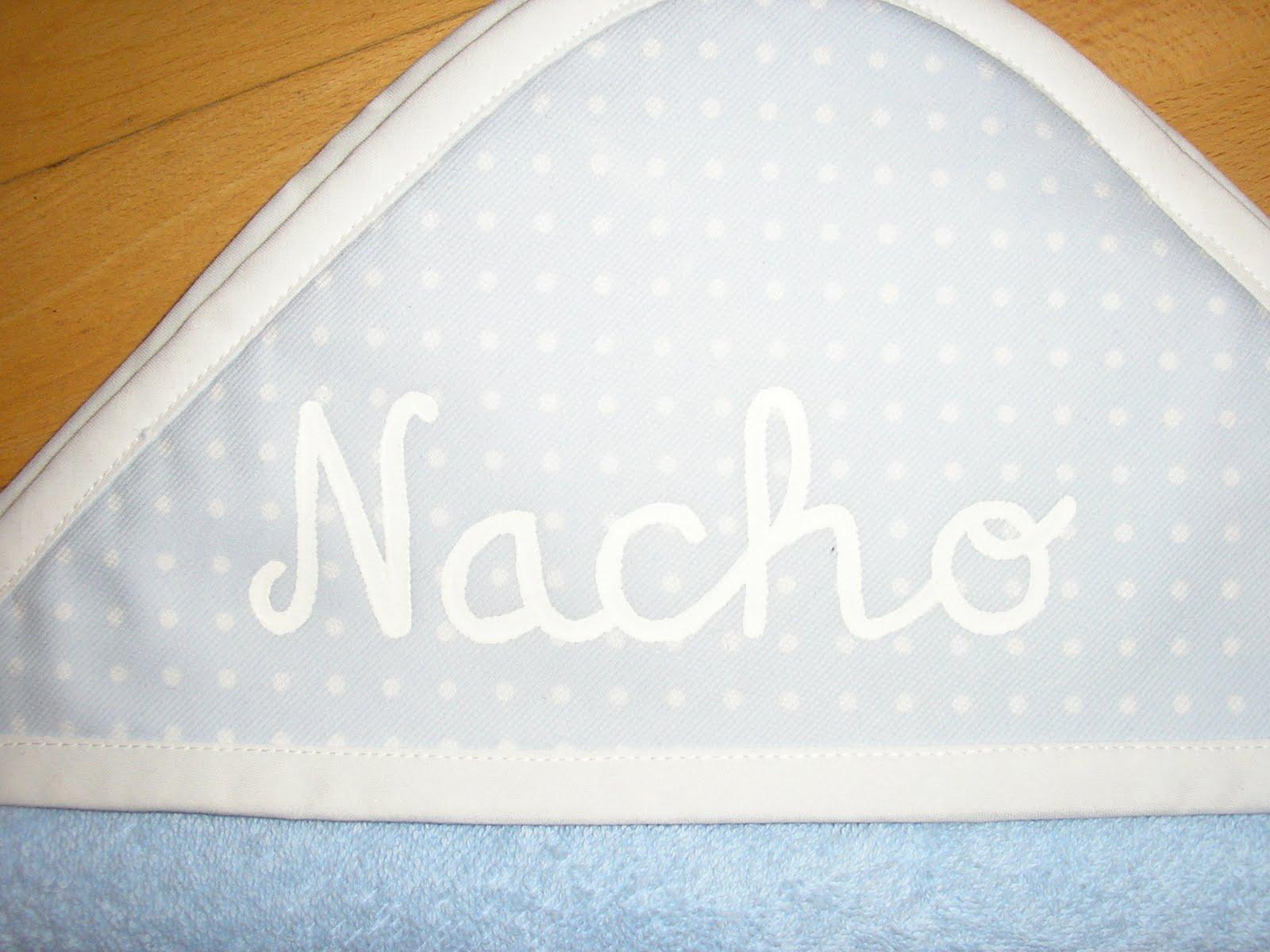 Las cosas de mam capas de ba o personalizadas - Capas de bano bebe personalizadas ...