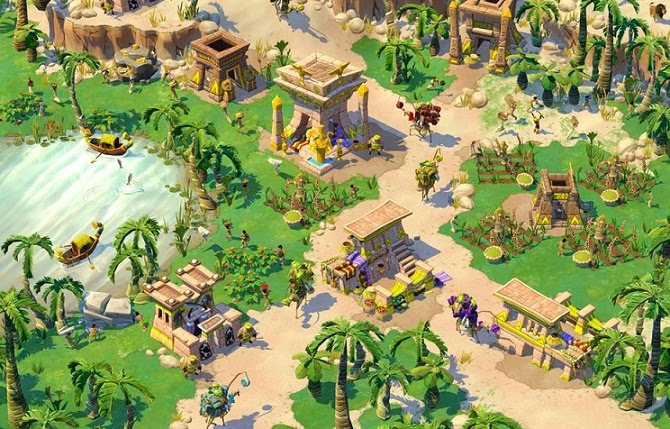 jogo PC Age of Empires Online