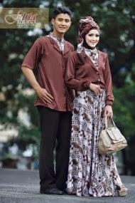 Trend Fashion Baju Muslim Couple Resmi