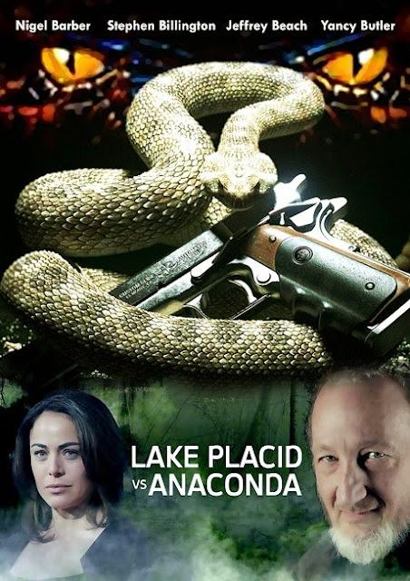 Lake Placid vs Anaconda 2015