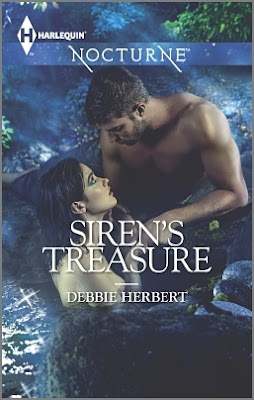#ARCBookReview: Siren's Treasure by Debbie Herbert