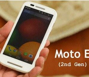 Moto E Second Gen 4G Variant