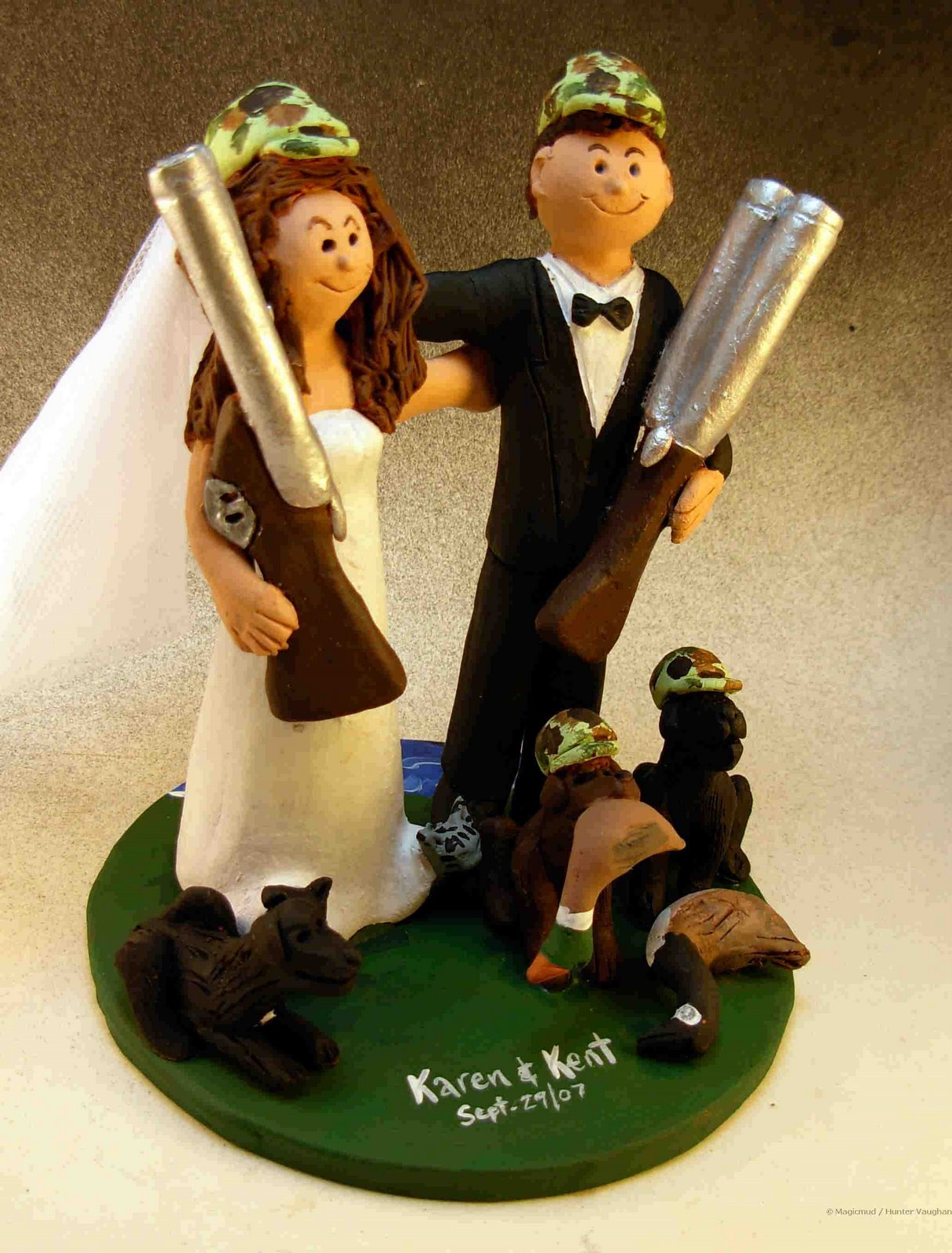 Pin Hunter Cake Toppers Deer Hunting Wedding Cake on Pinterest