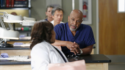 Grey's Anatomy S09E13. Bad Blood