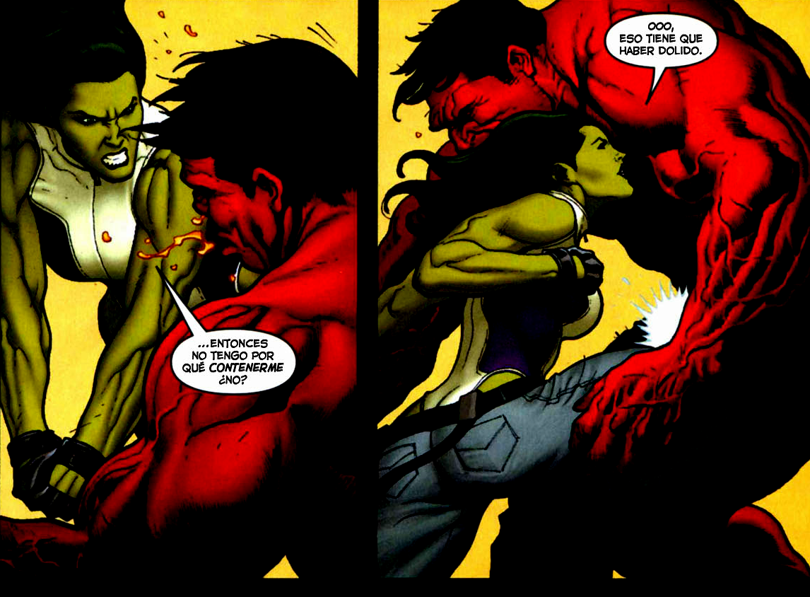 hulk hulk The hulk possesses an incredible level of superhuman physical ability his  capacity for physical strength is potentially limitless due to the fact that the hulk's .