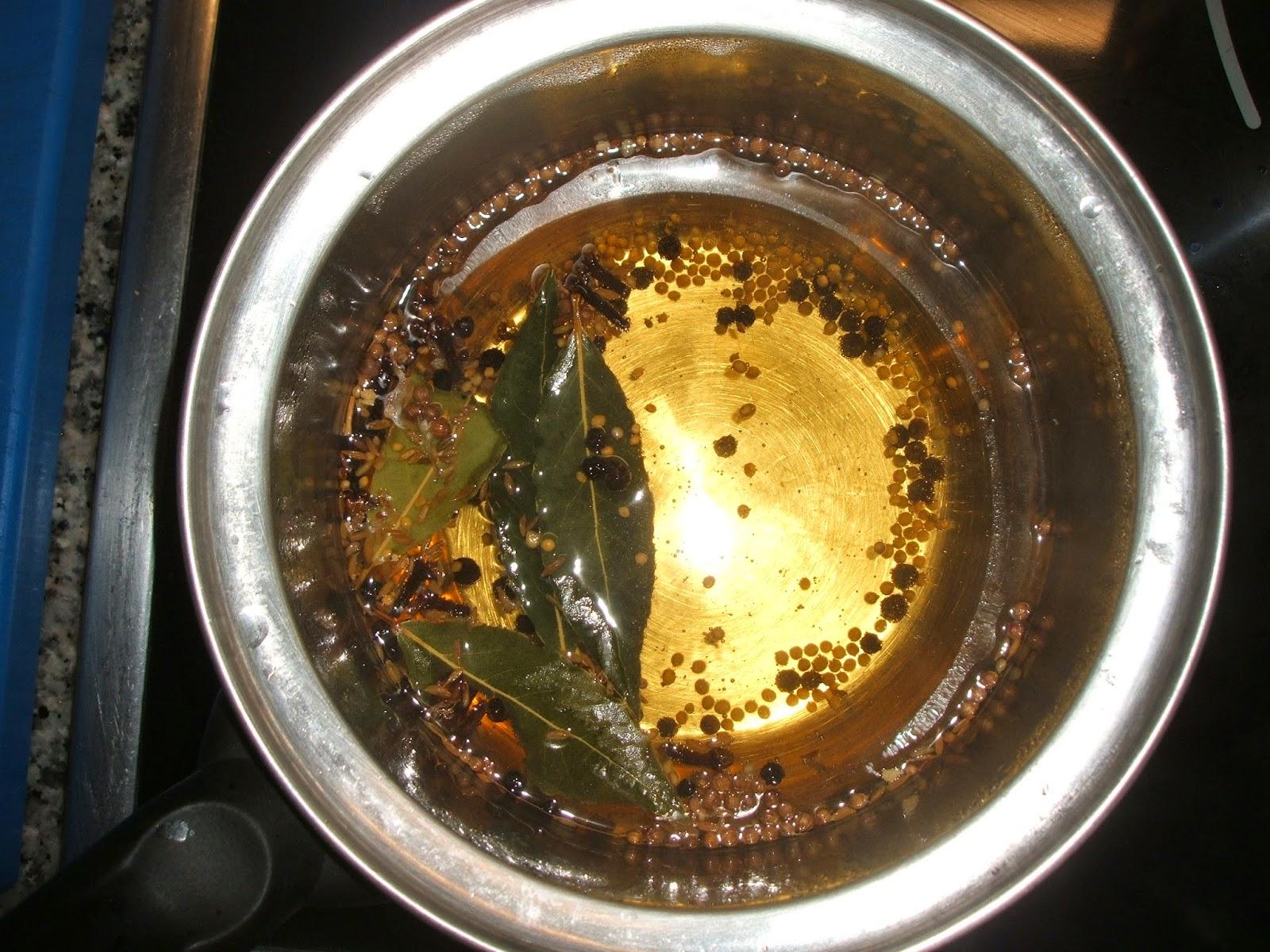 Mariyerbas conserva de lombarda en vinagre - Banos de sal y vinagre ...