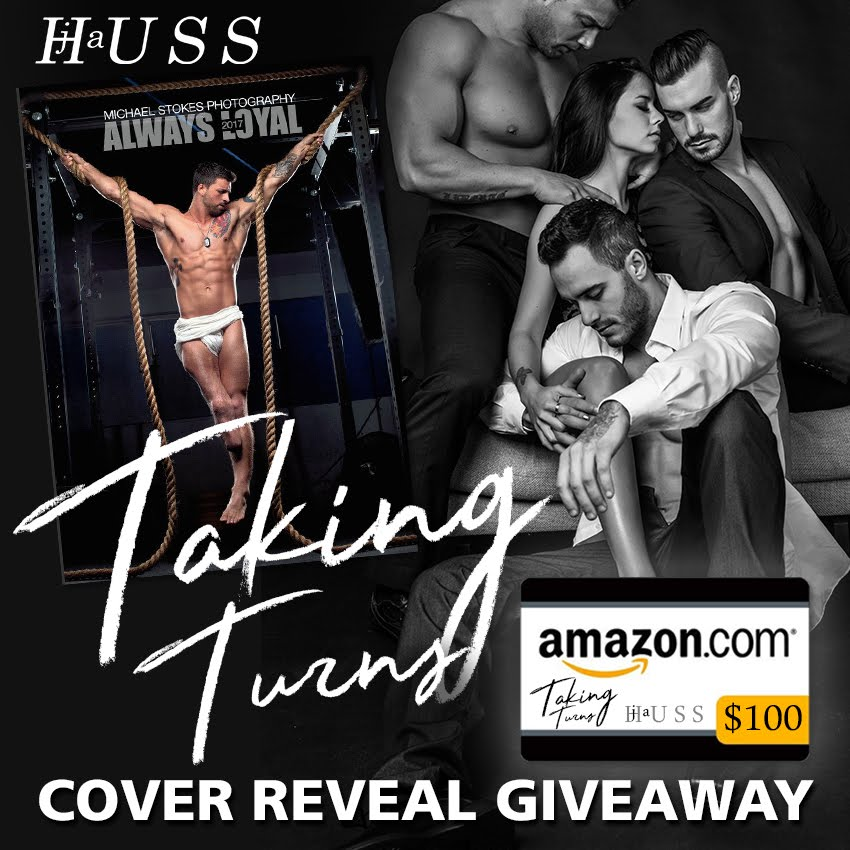Taking Turns Cover Reveal