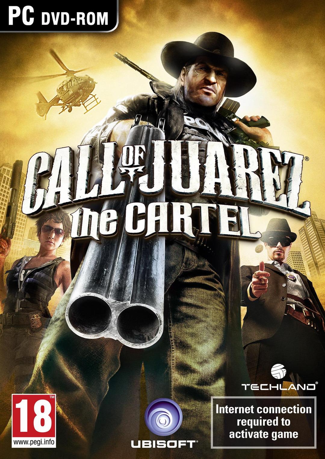 bol.com   Call Of Juarez: The Cartel - Windows   Games