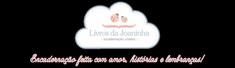 Livros da Joaninha