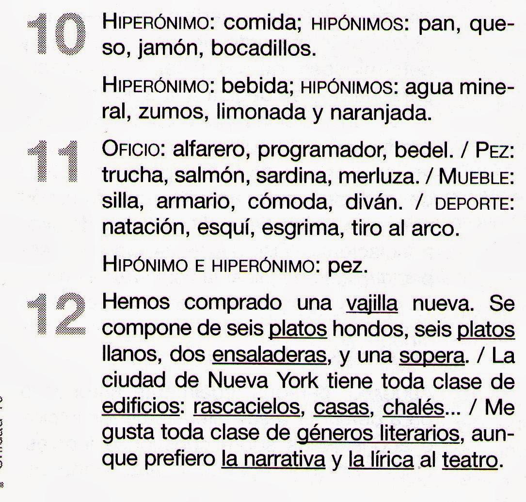 Lengua 2 Eso Mater Purissima October 2013 # Muebles Es Hiato O Diptongo
