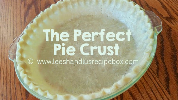 ... Recipe Box: The Perfect Pie Crust {Oil Pastry with Video Tutorial