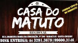 CASA DO MATUTO