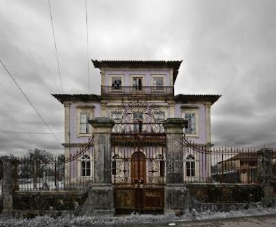 Casa do Professor, em Oliveira de Azeméis, Portugal