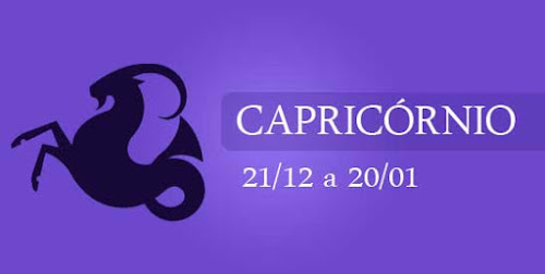 Horóscopo semanal - Capricórnio