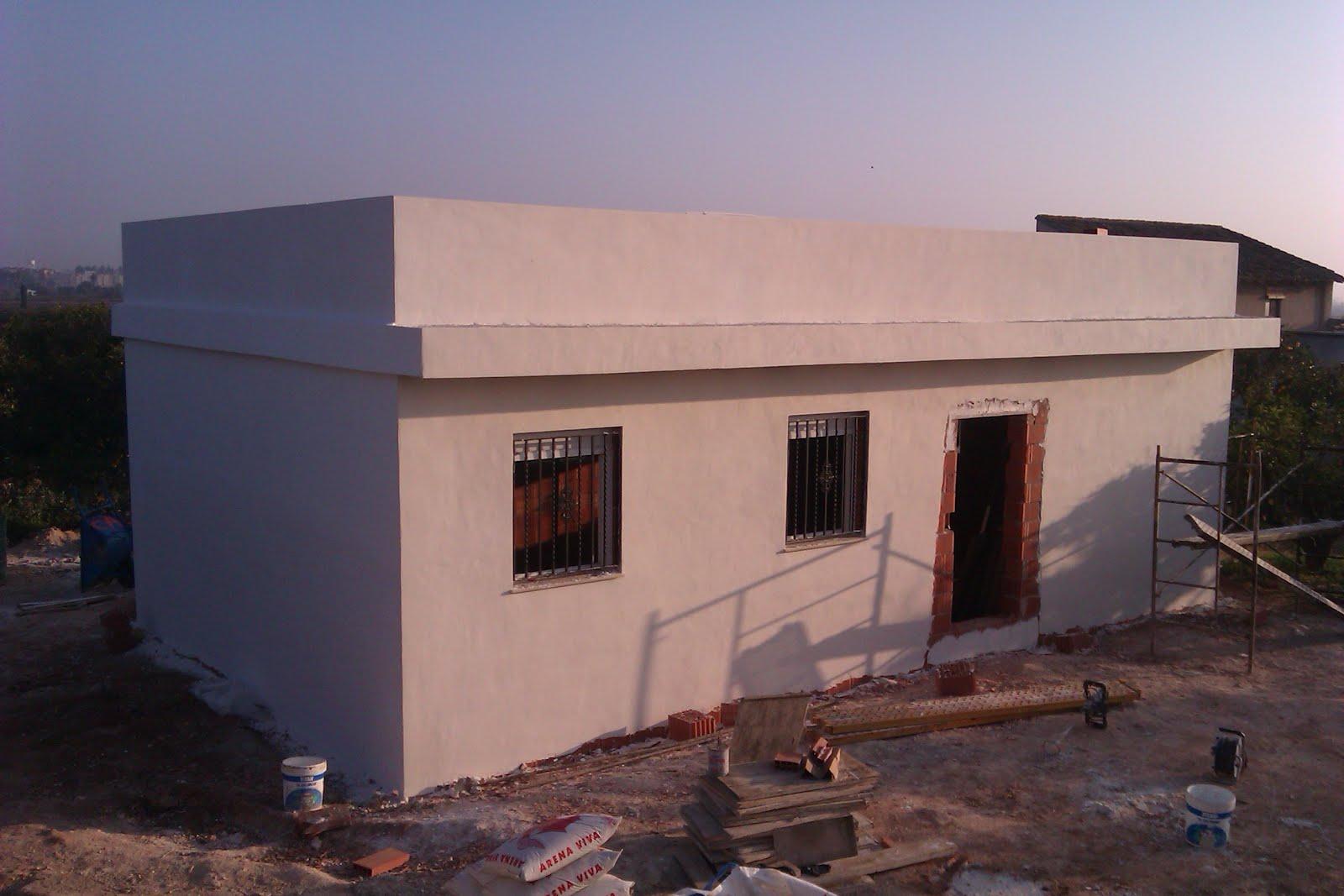 Construcciones y reformas construcci n de casa de campo y for Construccion casas de campo