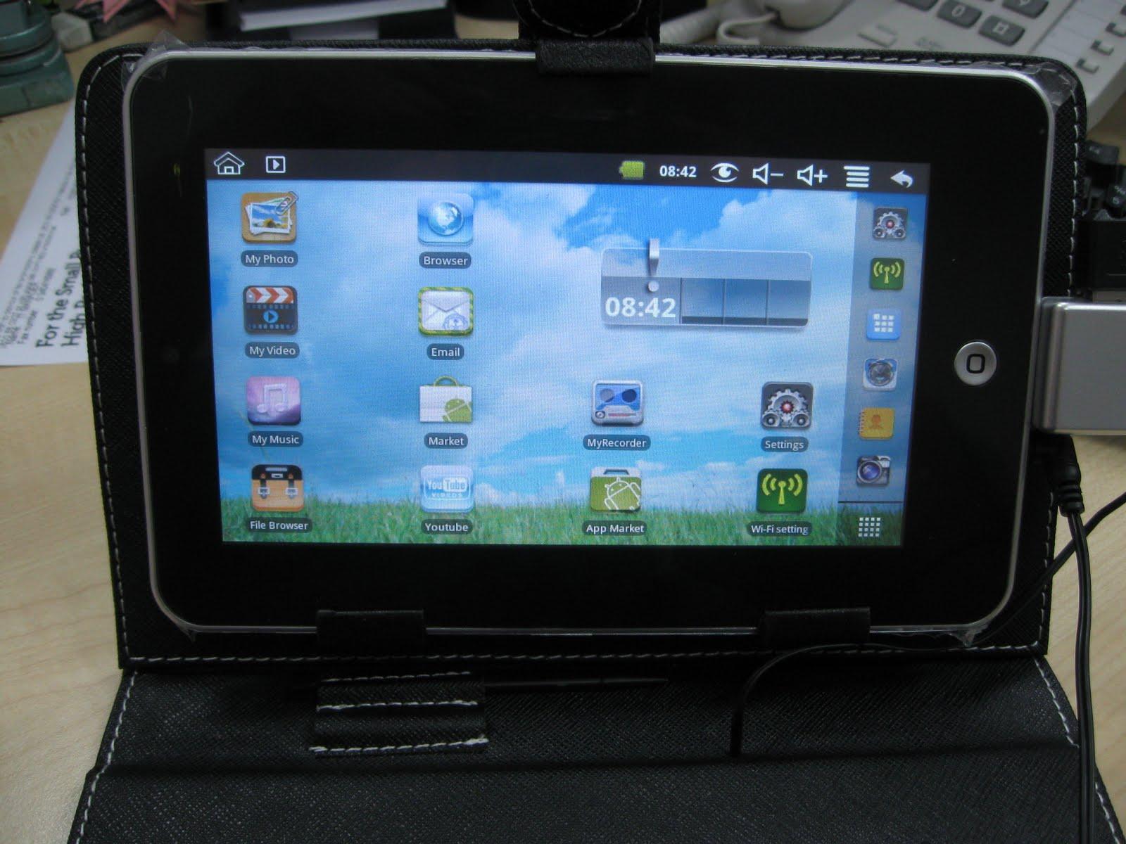 Spesifikasi Tablet ePAD III ERSYS