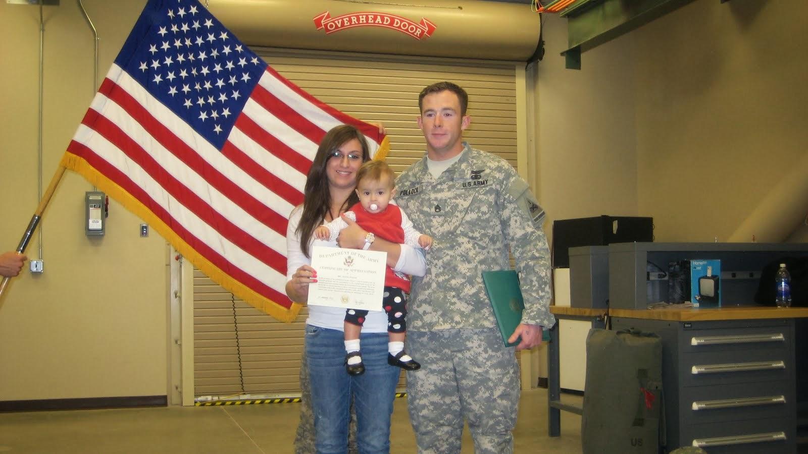 Military Life- Yay!
