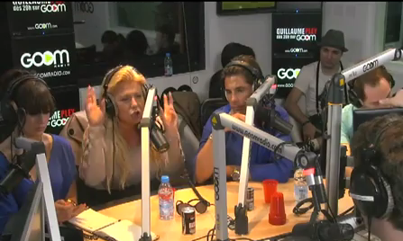 Clash Cindy / Khadija sur Goom Radio