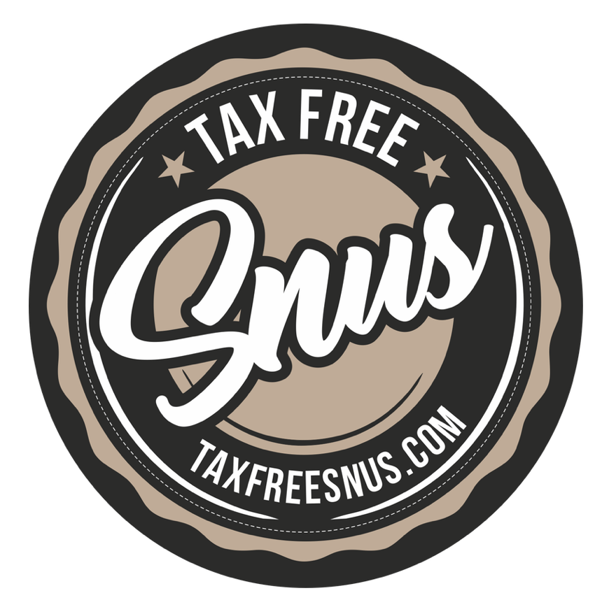 TaxFreeSnus.com - Snus For The EU!