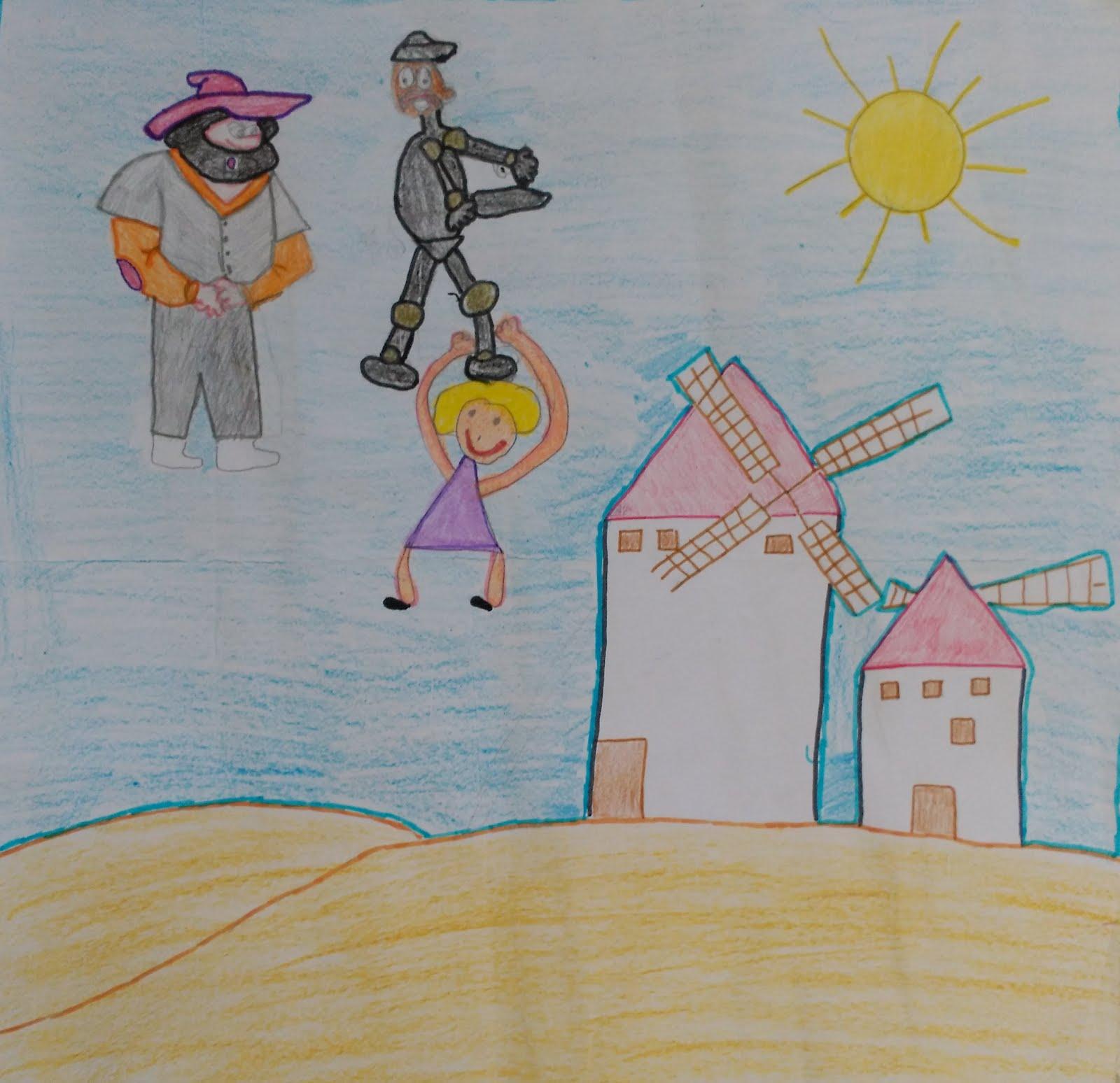 Nuestro Capítulo en el libro colaborativo El Quijote y las TIC