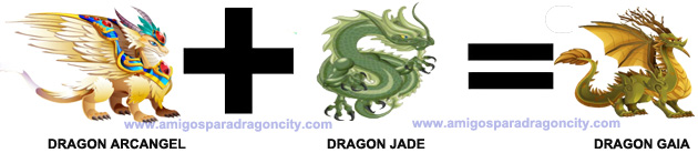 como sacar el dragon gaia en dragon city 3