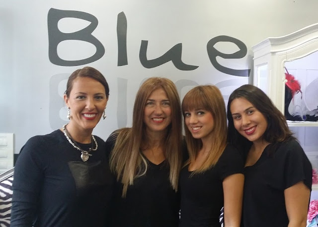 Salón Blue by Raquel Saiz, Beauty, Hair, QHair, Torrelavega, Cantabria belleza, Look, Carmen Hummer Style