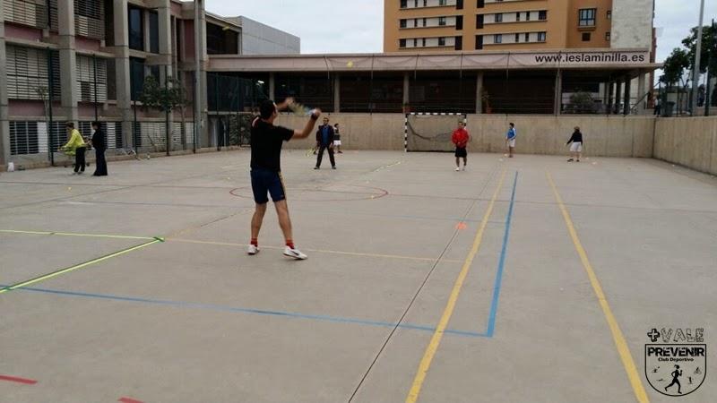 actividades deportivas speed badminton