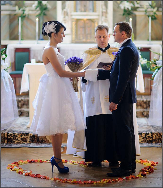 vestuvės sedoje Švč. Mergelės Marijos Ėmimo į dangų bažnyčia