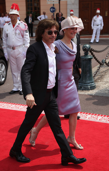 Jean Michel Jarre — Pleasure Principle: Emilie Jarre and ...