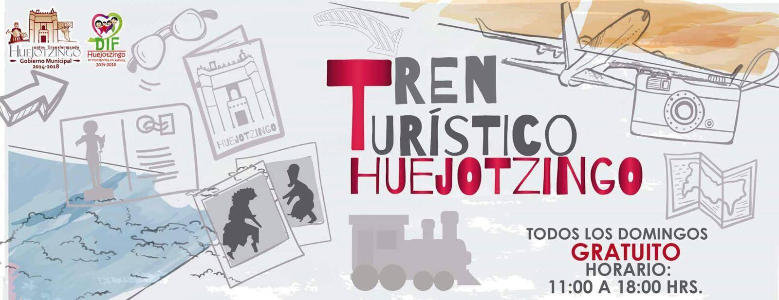 Tren Turístico de Huejotzingo