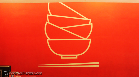 Foodie from the Metro Ramen Bar Logo