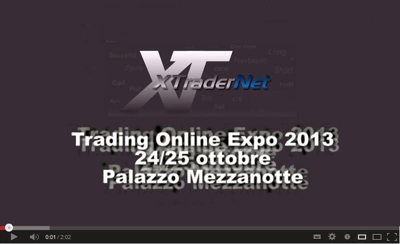 XTraderNet alla TOL Expo' 2013