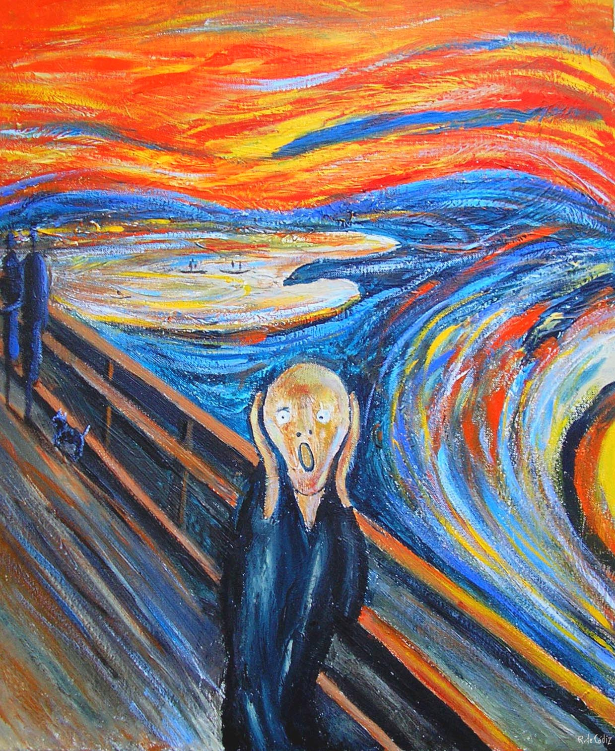 Expresionismo pictórico